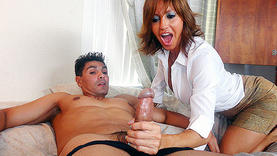 sexy latina and milf make perfect handjob