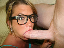 MILF Stripper Handjob