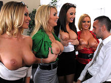 Milf party video