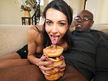 French Girls Love Big Black Cock