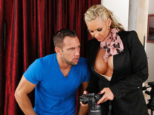 Phoenix Marie in My First Sex Teacher