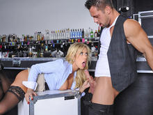 Capri Cavanni in Naughty Office