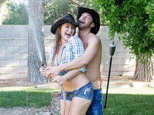 Dani Daniels in Naughty Country Girls