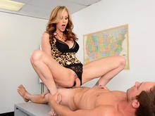 Julia Ann in My First Sex Teacher