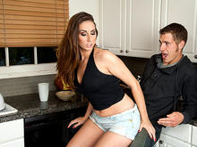 Paige Turnah & Chris Johnson in My Wife's Hot Friend