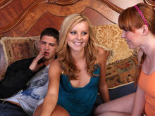 Jessie Rogers & Bruce Venture in My Sisters Hot Friend