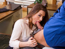 Veronica Vain, Johnny Castle in Naughty Office