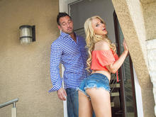 Alix Lynx, Johnny Castle in My Sister's Hot Friend
