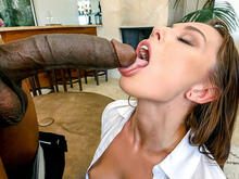 A Big Black Dick For Aidra Fox
