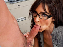 Diana Prince & Dane Cross in My First Sex Teacher