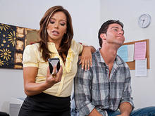 Francesca Le & Seth Gamble in My First Sex Teacher