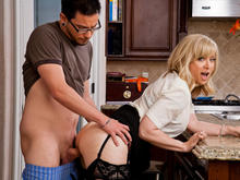 Nina Hartley & Dane Cross in My Friends Hot Mom