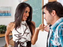 Lyla Storm & Kris Slater in My First Sex Teacher