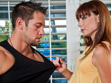 Zoe Voss & Johnny Castle in My Sisters Hot Friend
