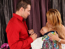 Baylee Lee & Johnny Castle in I Have a Wife
