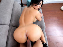 Creampie For This Perfect Latina