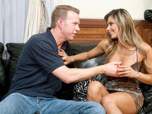 Esperanza Gomez & Mark Wood in My Wife's Hot Friend