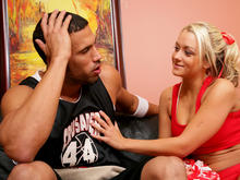 Briana Blair & Carlo Carrera in Naughty Athletics