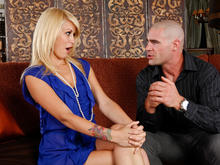 Monique Alexander & Charles Dera in Naughty Rich Girls