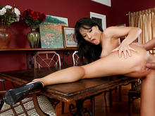 Asa Akira & Rocco Reed in My Dad's Hot Girlfriend