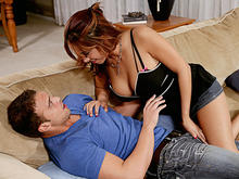 Mulani Rivera & Rocco Reed in Latin Adultery