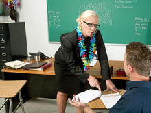 Amber Irons & Scott Stone in My First Sex Teacher