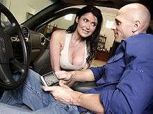 Use My GPS to Direct You to My Big Tits