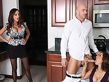 Francesca Desire For Johnny's Real Thing