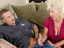 JoAnna Storm Pay The Locksmith With Her Bang-hole