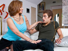 Rebecca Bardoux & Xander Corvus in My Friends Hot Mom