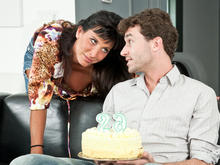 Lezley Zen & James Deen in My Friends Hot Mom