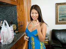 Beti Hana & Chris Charming in Housewife 1 on 1