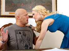 Kagney Linn Karter & Christian in I Have a Wife