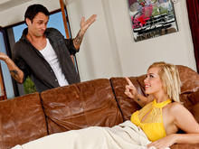 Tara Lynn Foxx & Alan Stafford in My Dad's Hot Girlfriend