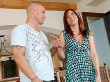 Lexi Lamour & Derrick Pierce in My Wife's Hot Friend
