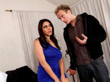Raylene & Seb Cam in Latin Adultery