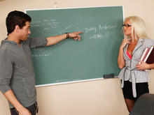 Diana Doll & Xander Corvus in My First Sex Teacher