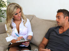 Aubrey Addams & Rocco Reed in My Friend's Hot Girl