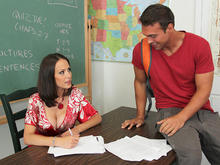 McKenzie Lee & Rocco Reed in My First Sex Teacher