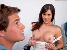 Kendra Lust & Tyler Nixon in My First Sex Teacher