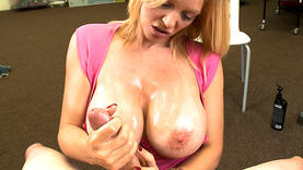 cute milfs swallow